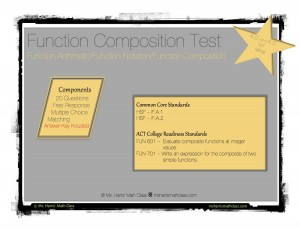 function composition test